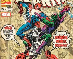Resenha: Coleção Histórica MARVEL: O Homem-Aranha – Volume 11