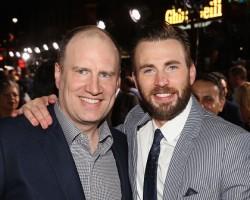 Chris Evans e Kevin Feige falam sobre os conflitos de Steve em Capitão América: Guerra Civil