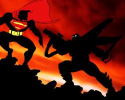 Alguns dos maiores encontros entre Batman e Superman!