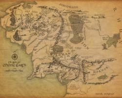 RPG: D&D pode finalmente ter a Terra Média como cenário de campanha