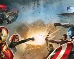 Marvel divulga nove imagens oficiais de Capitão América: Guerra Civil