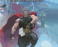 Recomendação da Semana: Thor – O Deus do Trovão: O Carniceiro dos Deuses!