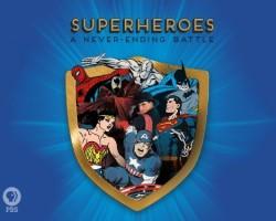 Super-Heróis: A Batalha Sem Fim- O que você está esperando pra ver essa série?