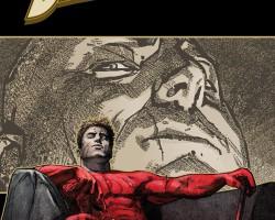 Demolidor:O Rei da Cozinha do Inferno- O demônio marca território!