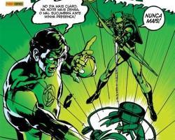 Recomendação da Semana – Lanterna Verde e Arqueiro Verde