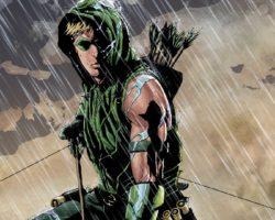 Papo Rápido – O Superestimado Arqueiro Verde de Jeff Lemire, as habilidades cênicas de Jim Carrey, divulgação do Quadrinho nacional, interpretando Bruce Wayne, CCXP 2017 e férias!