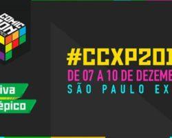 O que rolou na CCXP 2017!