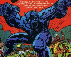 Quadrinhos: Por onde começar? – Pantera Negra