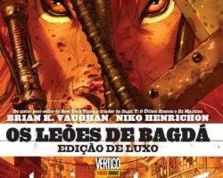 Recomendação da Semana – Os Leões de Bagdá